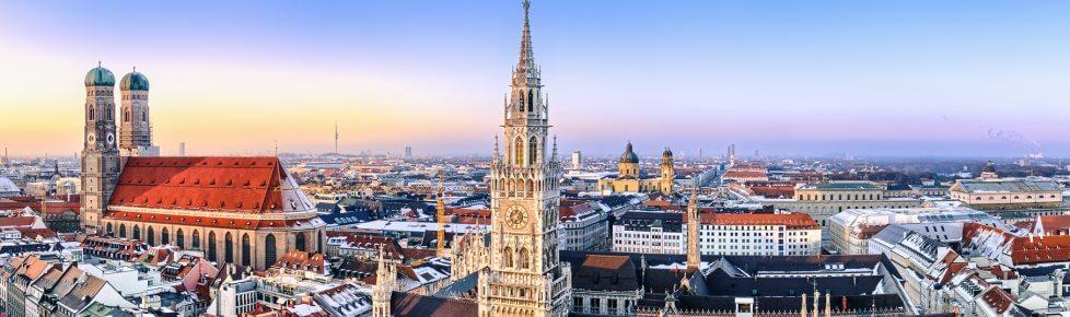 Kleintransporter in München und Region München